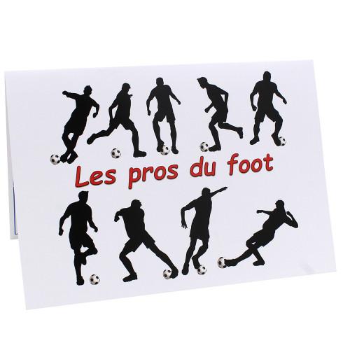 Cartonnage photo scolaire - Groupe 20x30 - Les Pros du Foot