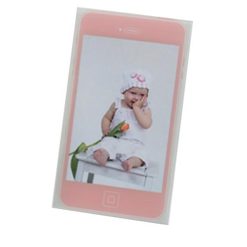 Cadre photo enfant modèle Téléphone 10x15