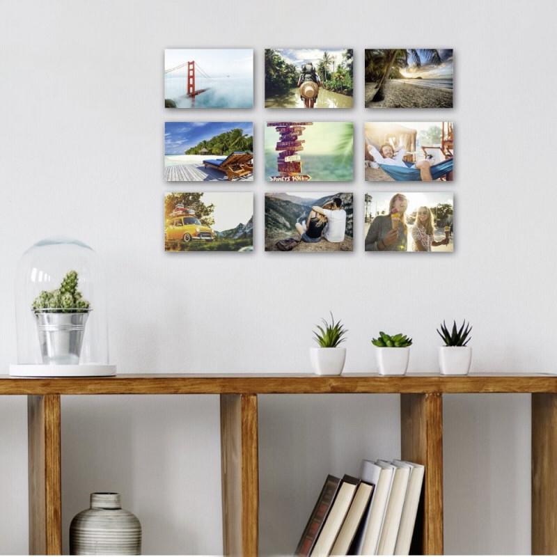 Fujifil Shacolla pour 9 photos 10x15