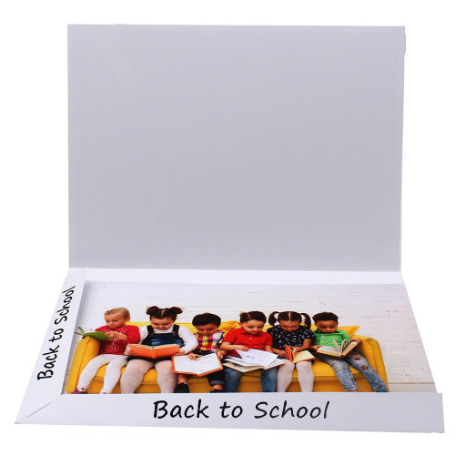 Cartonnage Combi A4 Back to school