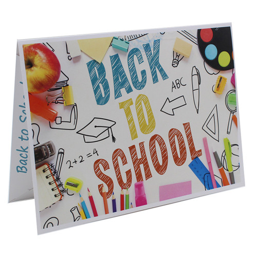 Cartonnage photo Combi A4 Back to school 2