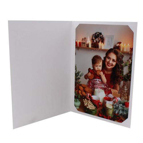 Cartonnage photo scolaire - Groupe 20x30 - Joyeux Noël V