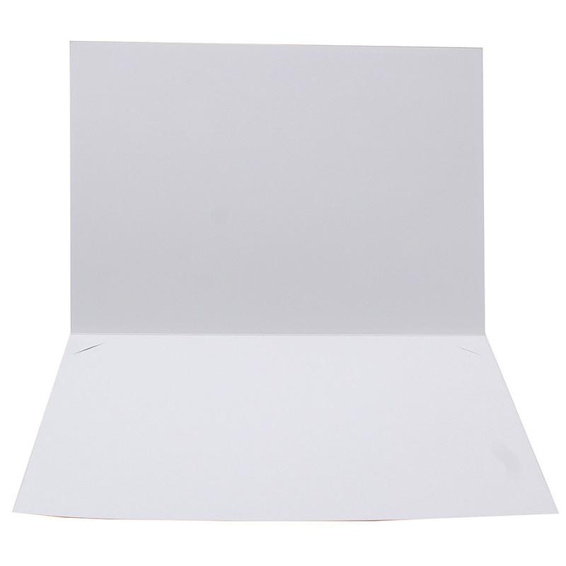 Cartonnage photo scolaire - Groupe 20x30 - Meilleurs Voeux