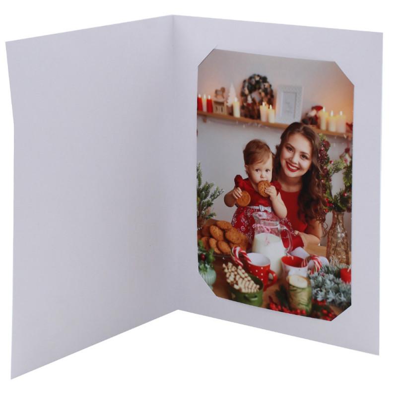 Cartonnage photo de Noël - Vertical - Joyeux Noël