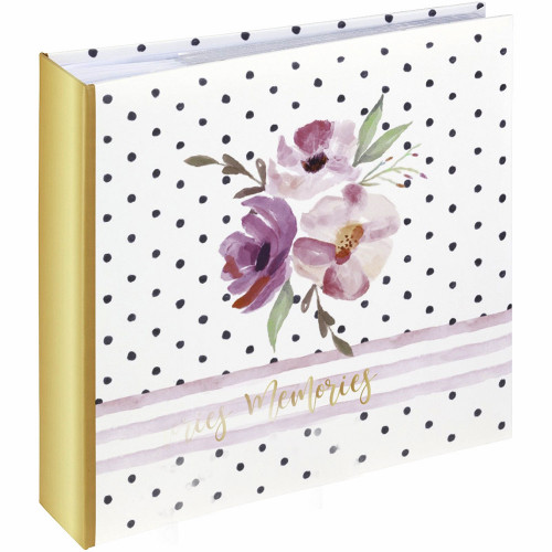 Album photo hama Flower Memories 200 pochettes 10x15