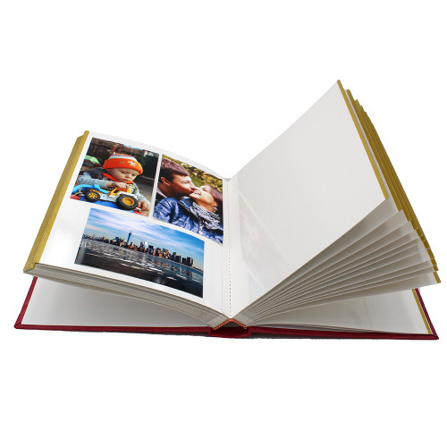 Album photo autocollant Royal pour 180 photos 10x15 - ouvert