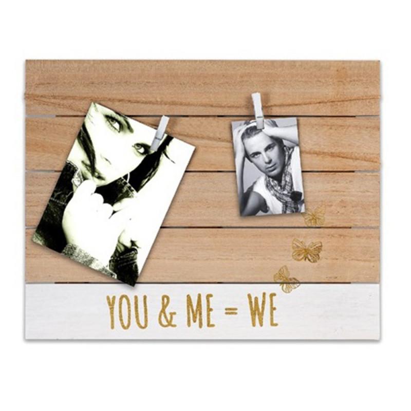 Multivues You & Me Doré