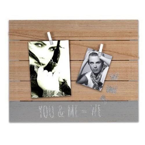 Multivues You & Me Argenté