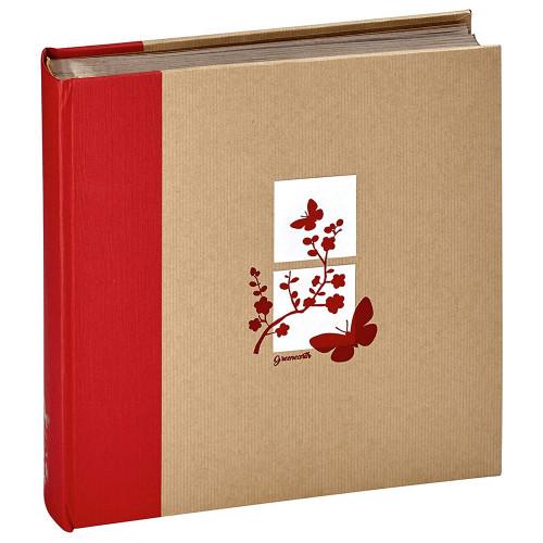 Album Greenearth traditionnel rouge