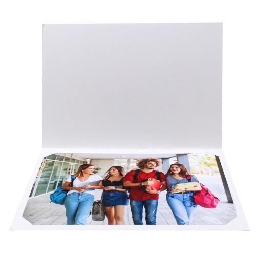 Cartonnage photo scolaire - Groupe 20x30 - Musique 1