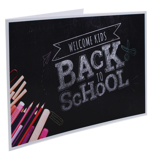 Cartonnage photo scolaire - Groupe 20x30 -18x25 - Back to school