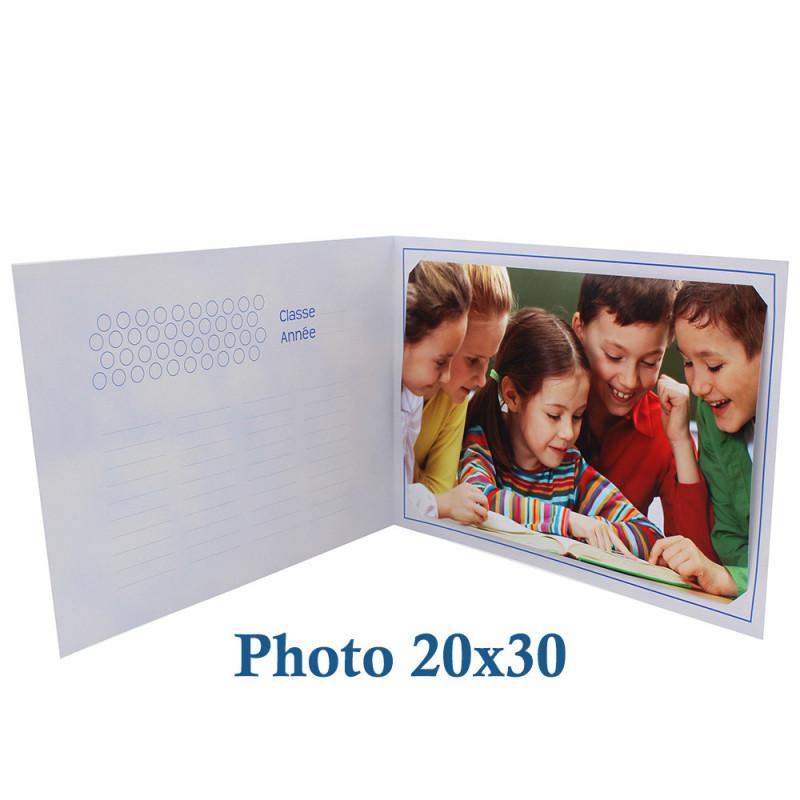 Cartonnage photo scolaire - Groupe 20x30 - Europe - photo 20x30