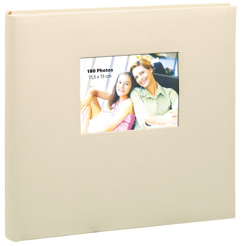 album-photo-autocollant-square-240-photos-beige