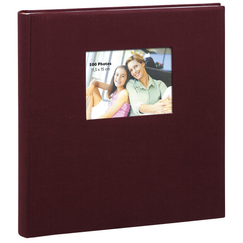 album-photo-erica-square-500-pochettes-11,5x15-bordeaux