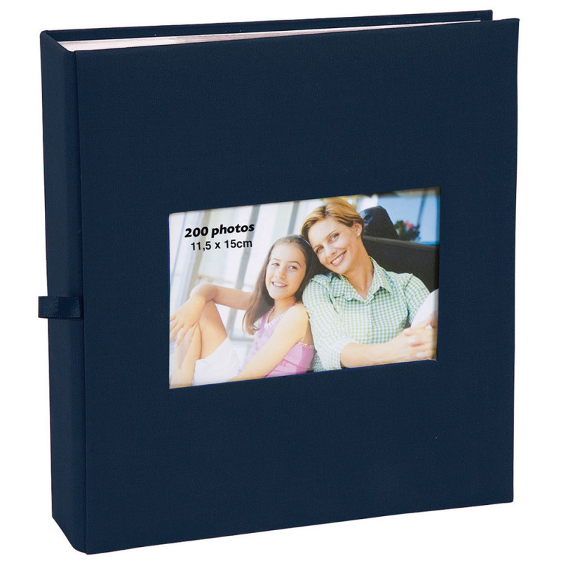 album-photo-erica-square-200-pochettes-11,5x15-bleu
