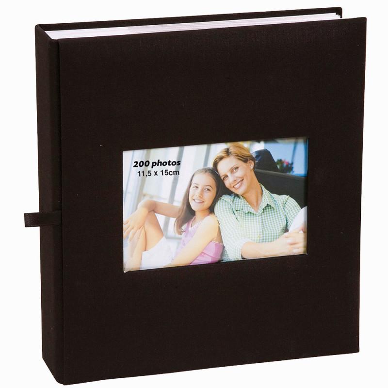 album-photo-erica-square-200-pochettes-11,5x15-noir