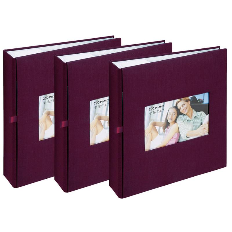 lot-3-albums-photo-square-200-pochettes-11,5x15-bordeaux