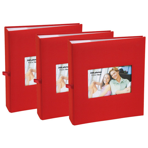 lot-3-albums-photo-square-200-pochettes-11,5x15-rouge