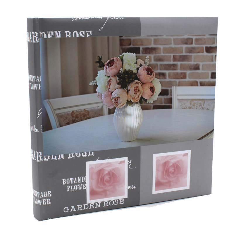 Album-photo-traditionnel-Feel-Home-gris