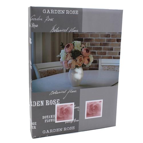 Album photo pochettes 13x18 Feel Home gris 200 photos