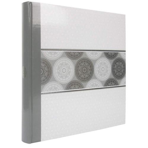 album-photo-traditionnel-mandala-gris-240-photos-10x15