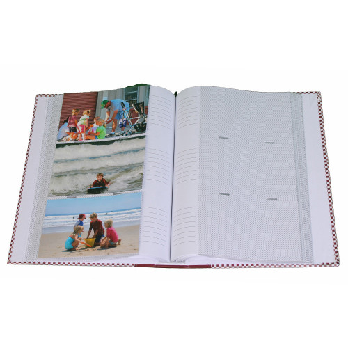 lot-2-albums-photos-elements-300-pochettes-10x15-noir-et-bleu-avec-photos