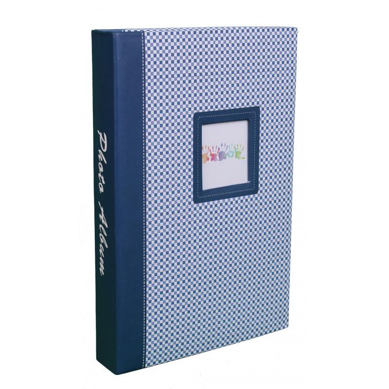 lot-3-albums-photos-elements-300-pochettes-10x15-face-bleue