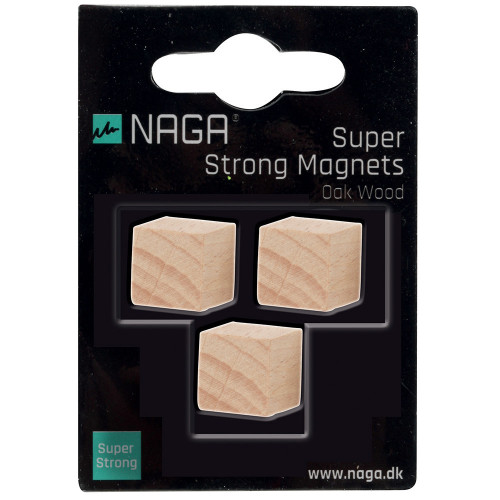 3 aimants surpuissants Naga cubes N20322