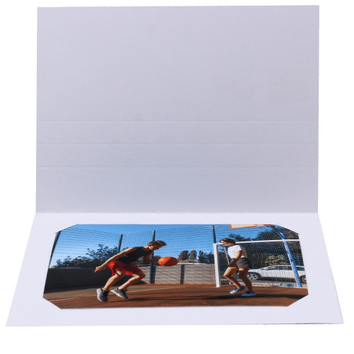 Cartonnage photo de Basket- Horizontal - Basket N2-avec-photos