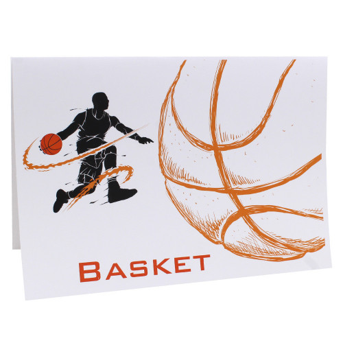 Cartonnage photo de Basket- Horizontal - Basket N3