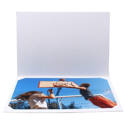Cartonnage photo de Basket- Horizontal - Basket N3-avec-photos