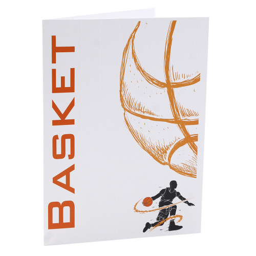 Cartonnage photo de Basket- Vertical - Basket N3