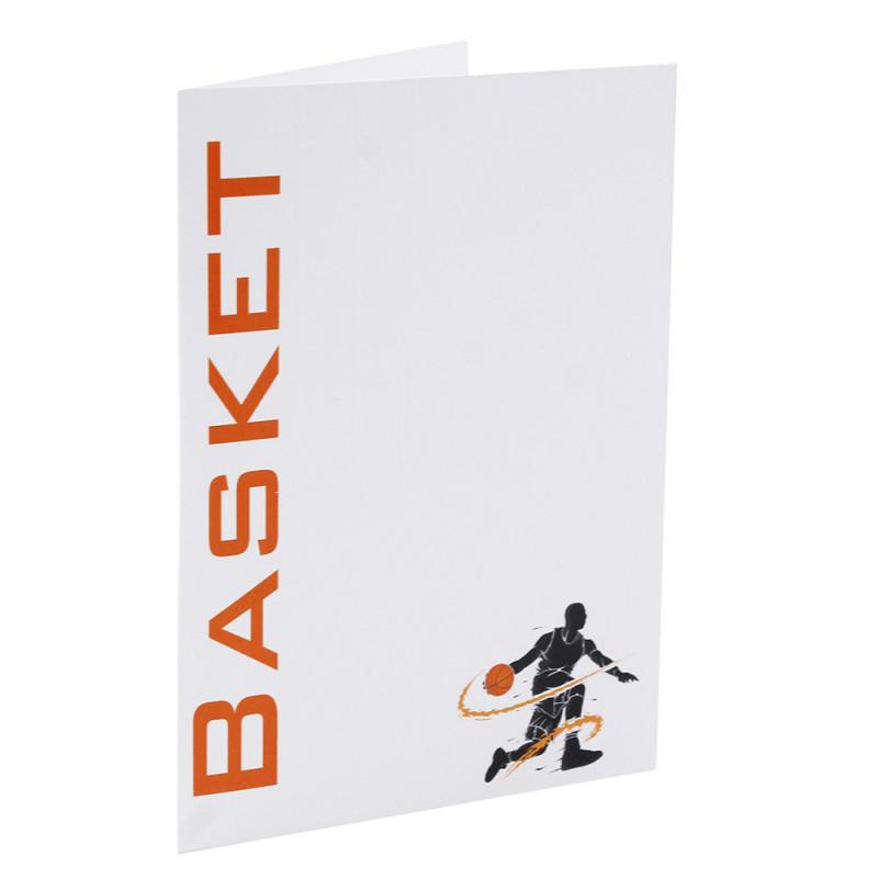 Cartonnage photo de Basket- Vertical- Basket N1