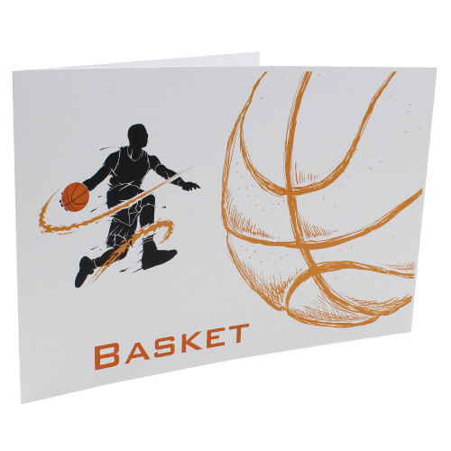 Cartonnage photo scolaire - Groupe 20x30 -18x25 - Basket N3