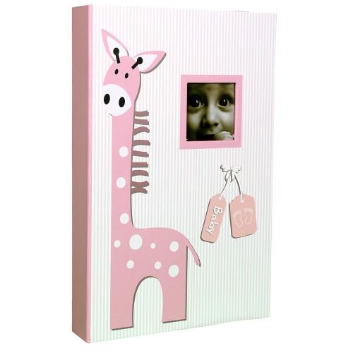 Album bébé Baby Girafe 300 pochettes 10X15