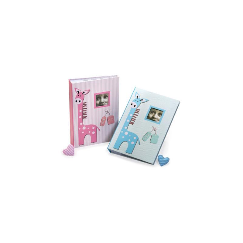 Album photo à pochettes Baby Girafe pour 300 photos 10x15-collection