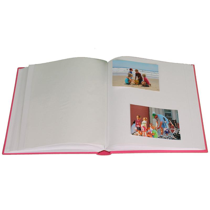 album-photo-naissance-baby-s-kiss-traditionnel-rose-avec-photos