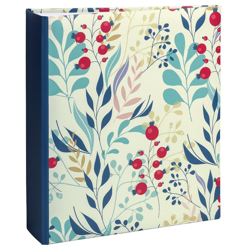 lot-3-albums-photo-flowers-2-blue-color-200-pochettes-11,5x15-recto