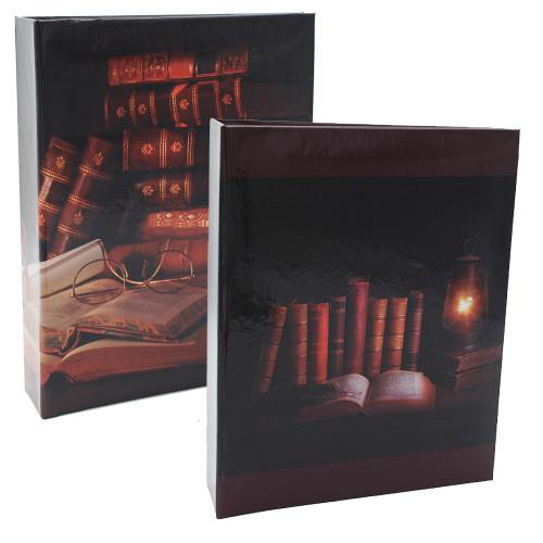 Lot de 2 albums Lecture 200 pochettes 10X15