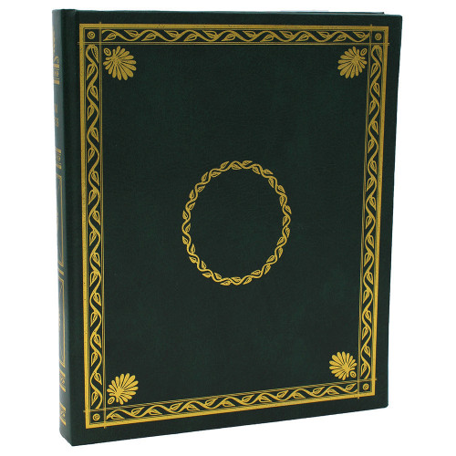 Album photo autocollant Royal vert pour 180 photos 10x15