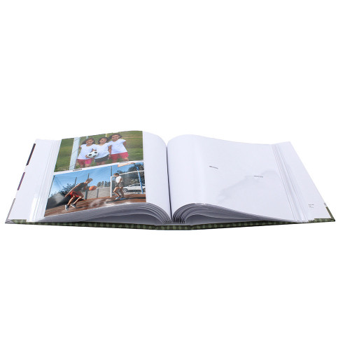 ALBUM PHOTO AMAZING MEMORIES 200 POCHETTES 10X15 - SAUMON