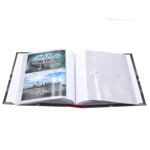 Lot de 2 albums photo Urban 200 pochettes 11X15