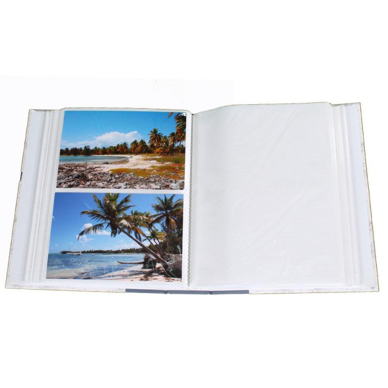 Lot 2 albums photo NY 200 pochettes 10X15