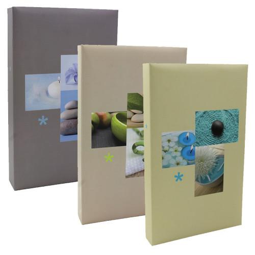 Lot de 3 albums photo Plenitude 300 pochettes 11X15