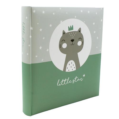 Album bébé traditionnel Littlestar Chat
