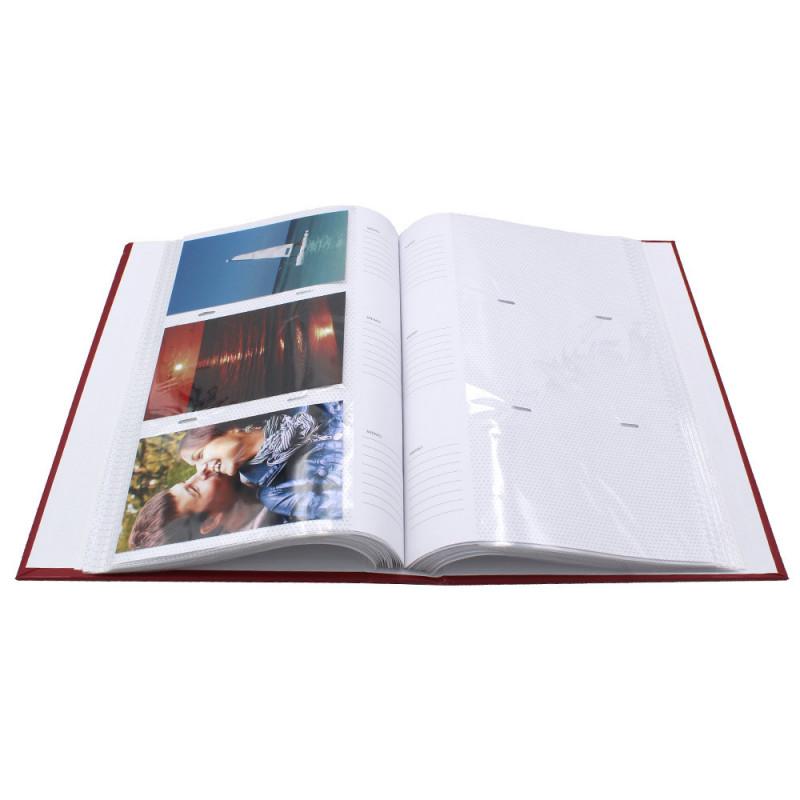 Album photo Voyages violet 300 pochettes 11X15