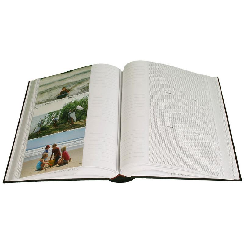 Lot 3 albums photo Super BL-N-BX 300 pochettes 10X15