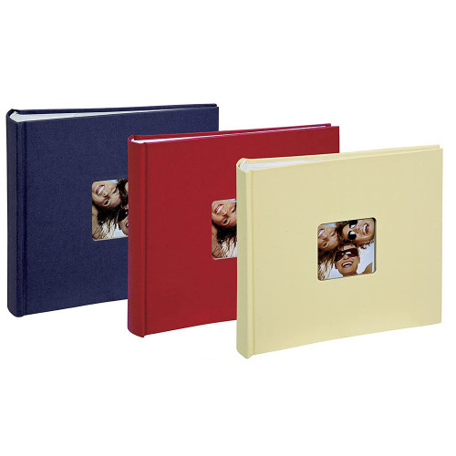 Lot de 3 albums photo Fun BL-RG-BG 200 pochettes 10x15