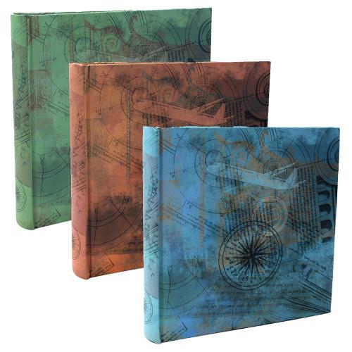 lot de 3 albums pochettes 10x15 Traveler 200 photos