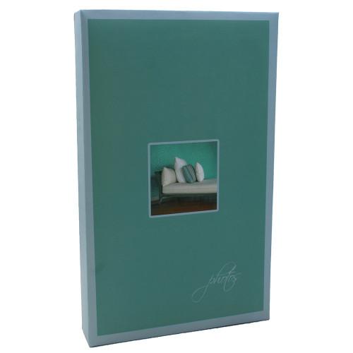 Album photo Atmophere turquoise 300 pochettes 11X15